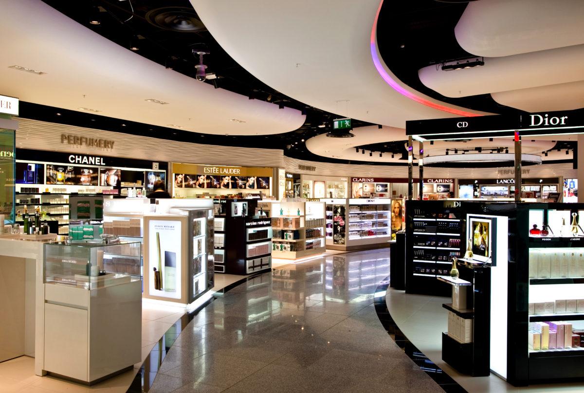 Airport-retail-cx dutyfree- xusgarcia